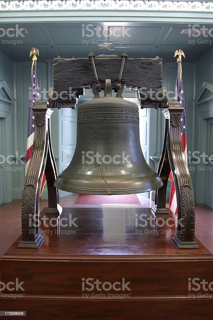 Liberty Bell stock photo