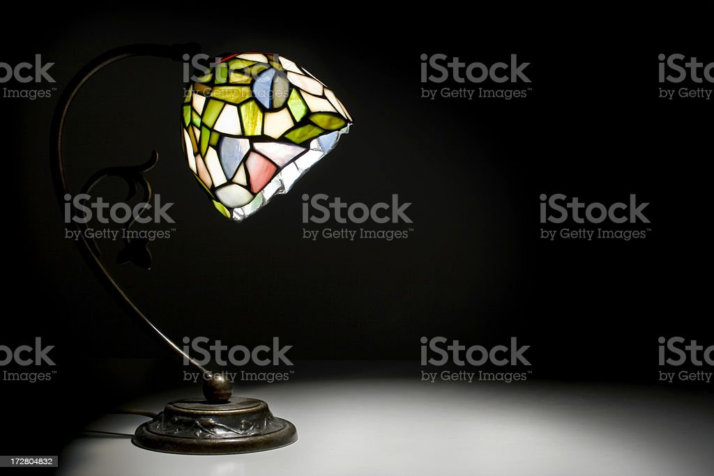 Liberty Lamp stock photo