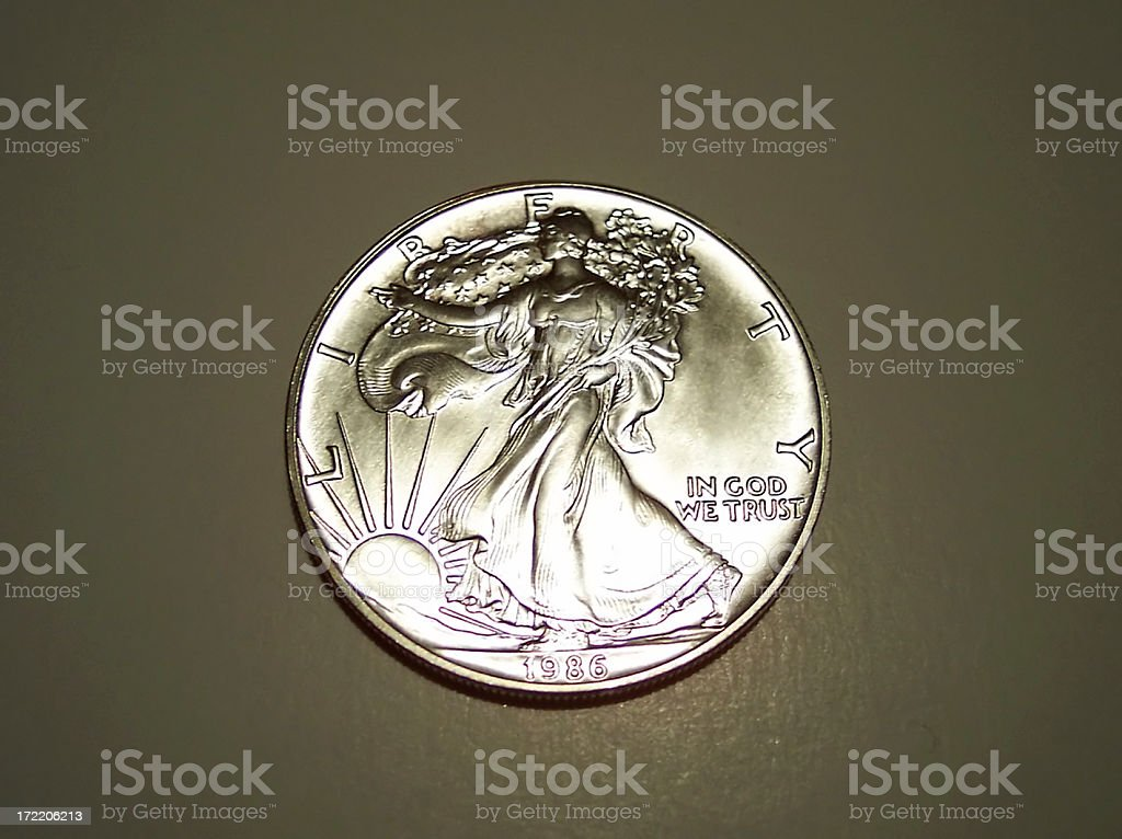 Liberty Shine stock photo