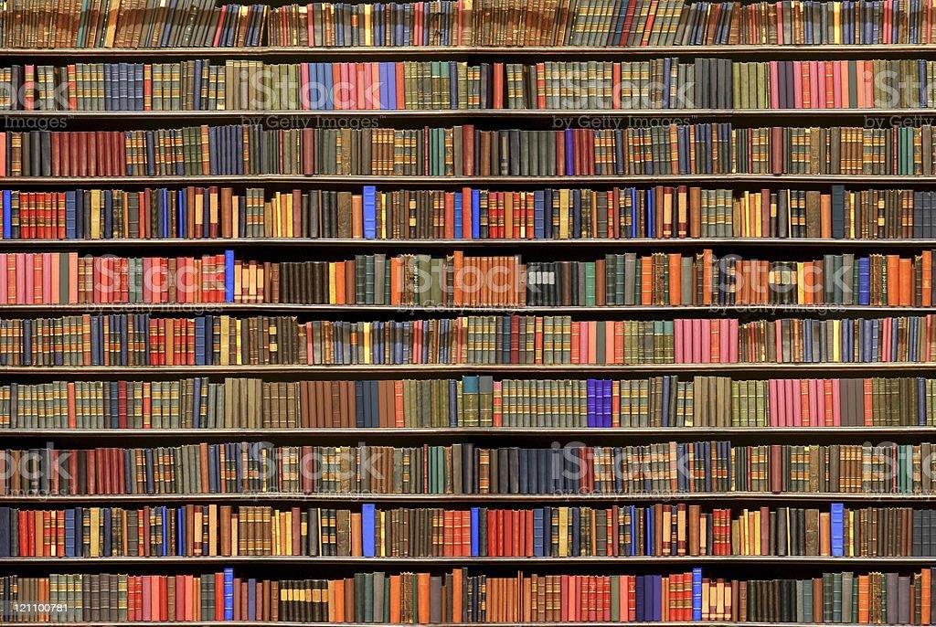 Library stock photo