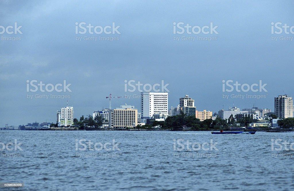 Libreville, Gabon stock photo