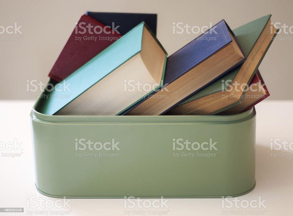 Libri royalty-free stock photo