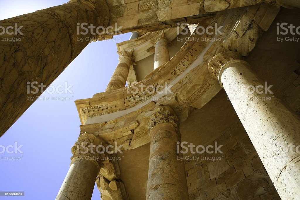 Libyan Splendour royalty-free stock photo