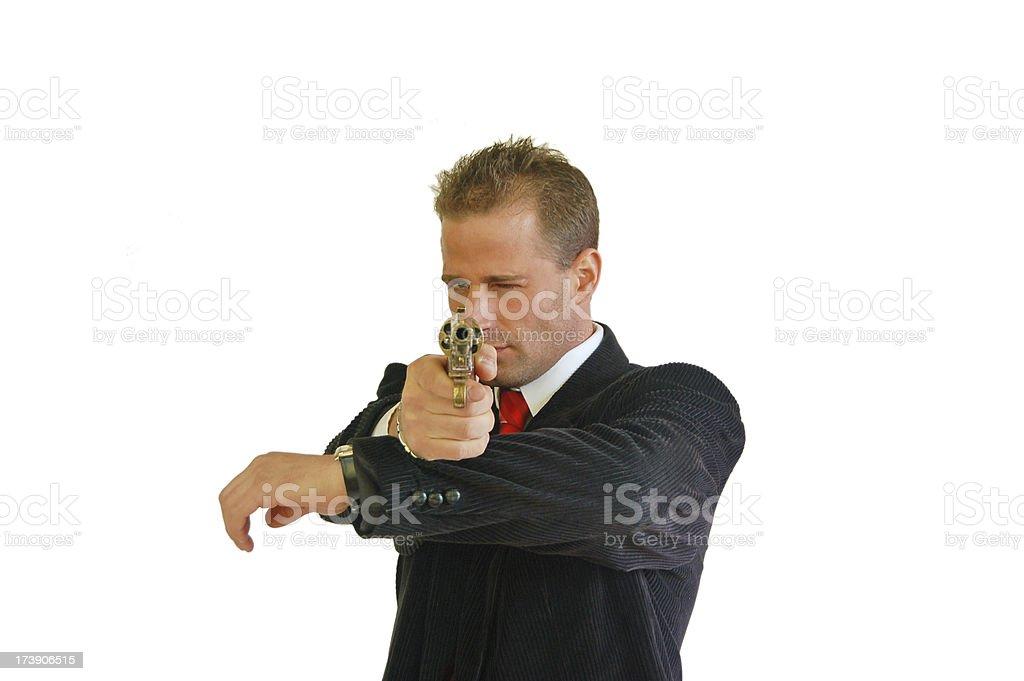 Licence to Kill stock photo
