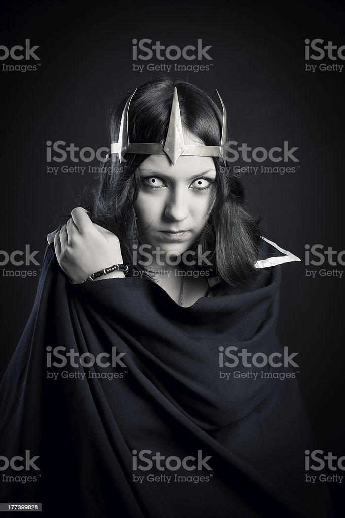 Lich queen stock photo