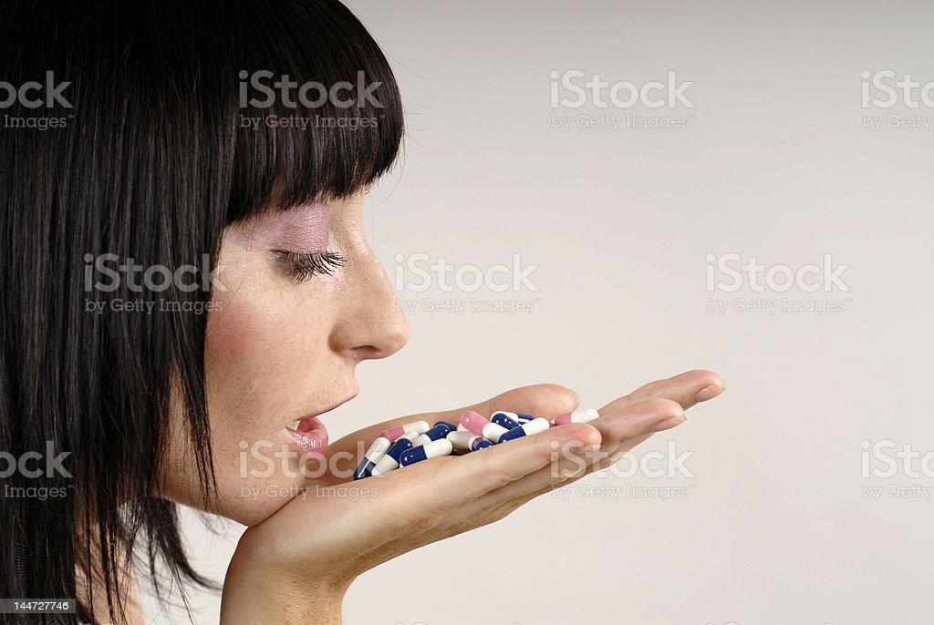 lick it! royalty-free stock photo