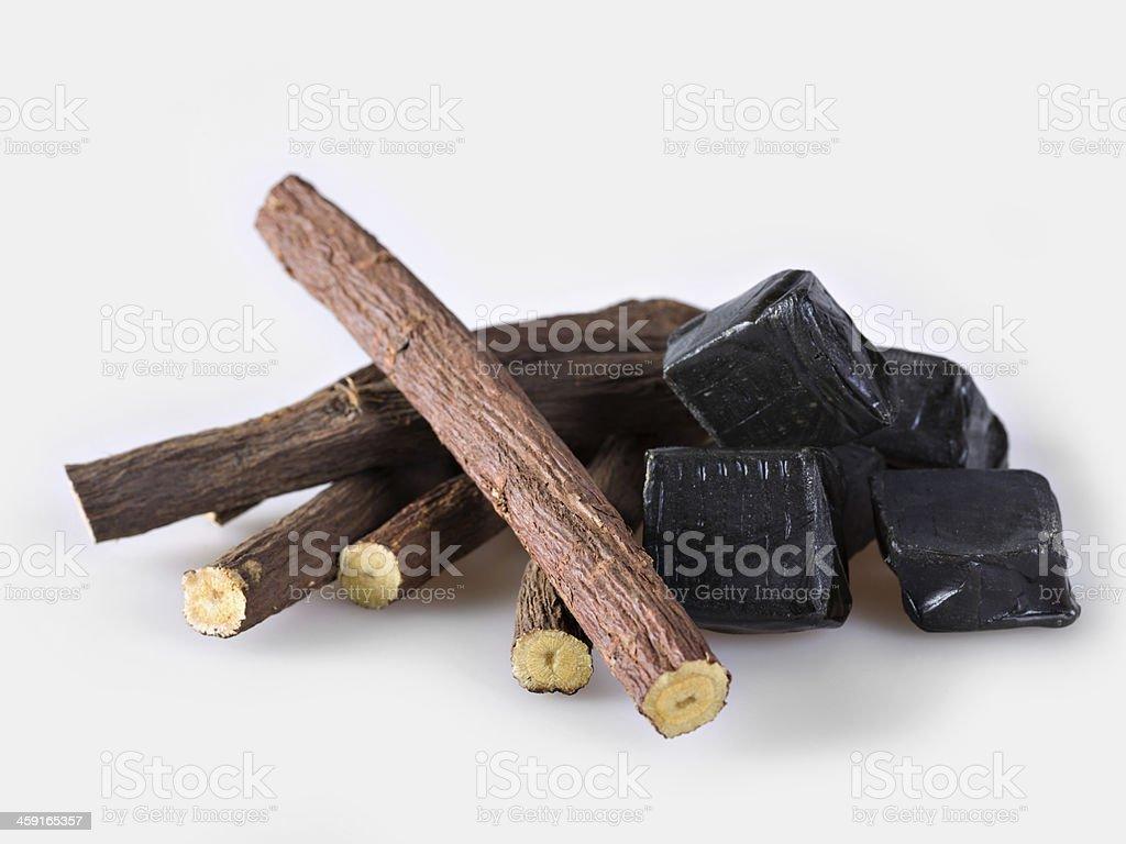 Licorice stock photo