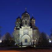 Liepaja, Latvia Russian orthodox church