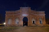 Liepaja, Latvia Russian Tsar's era Fortifications