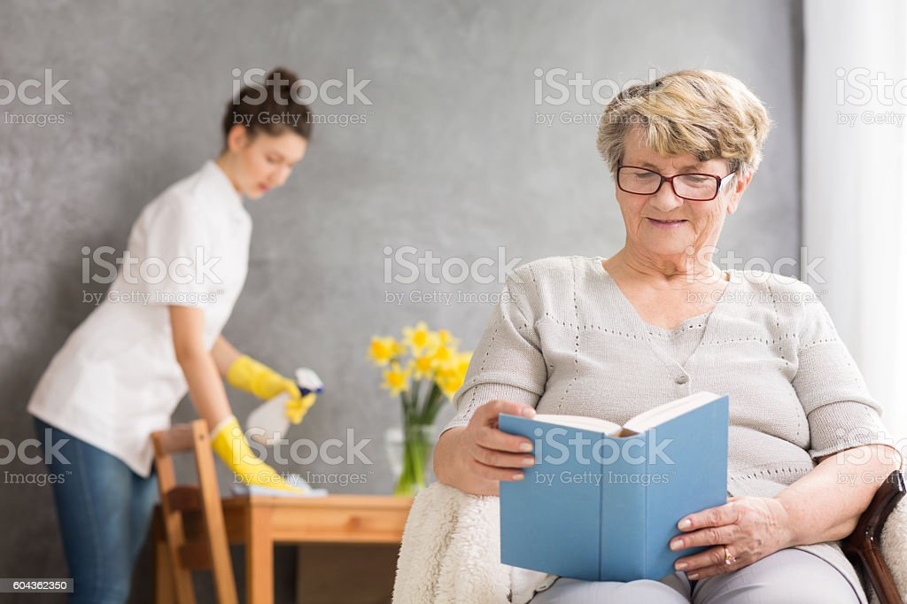 Life after retirement stock photo