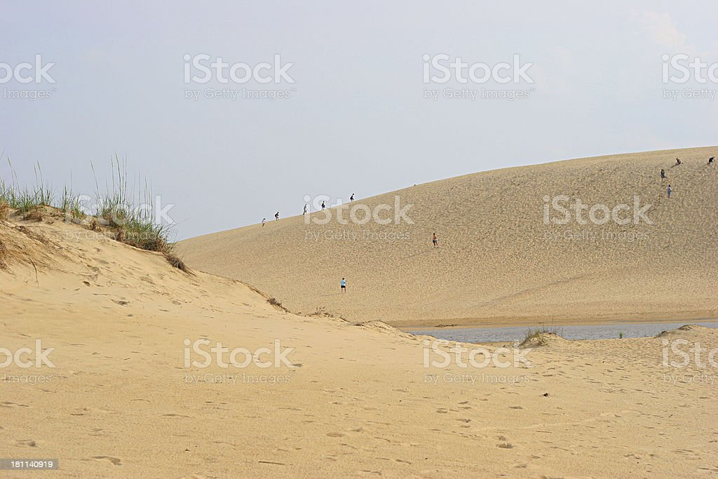 Life - An Uphill Battle royalty-free stock photo