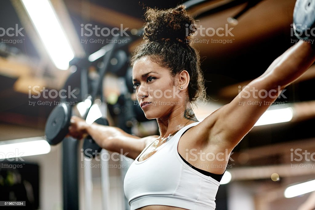 Life can be tough but so can you stock photo