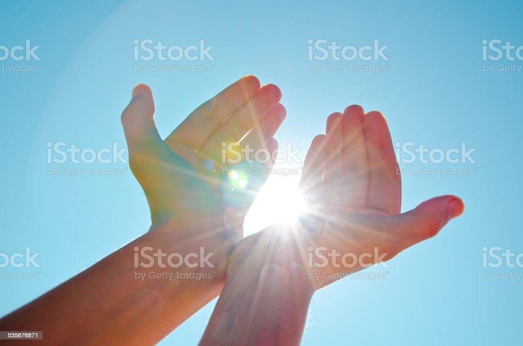 Life Energy stock photo