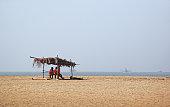 Life Guards at Miramar Beach