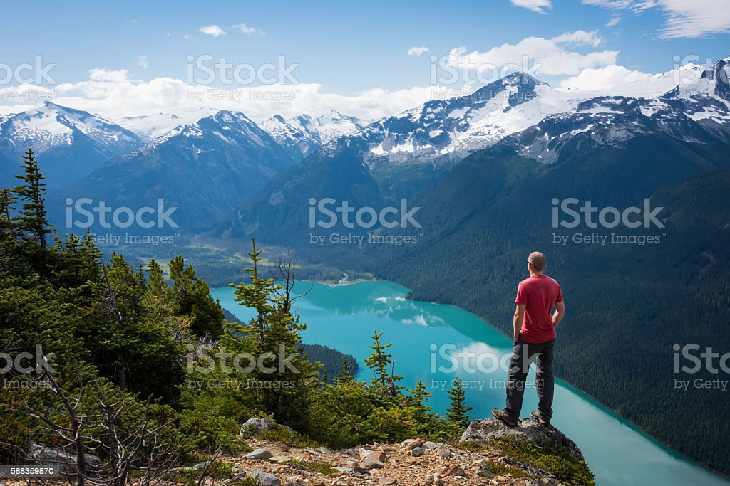 Life in the great outdoors stock photo