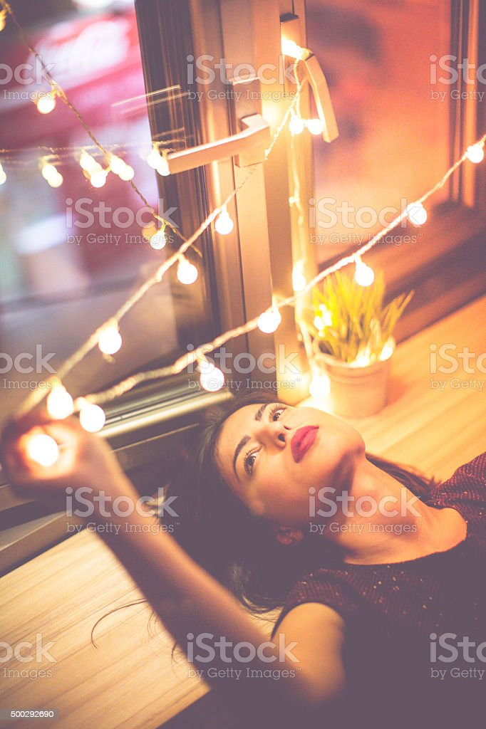 Life is a dream! stock photo