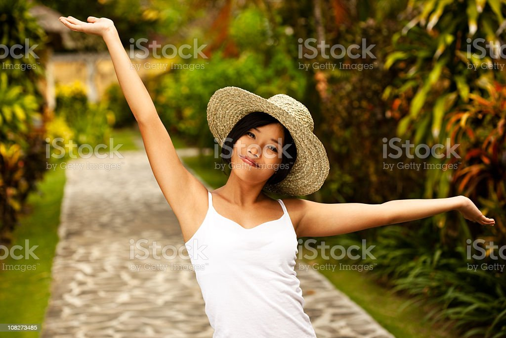 Life Is Beautiful royalty-free stock photo