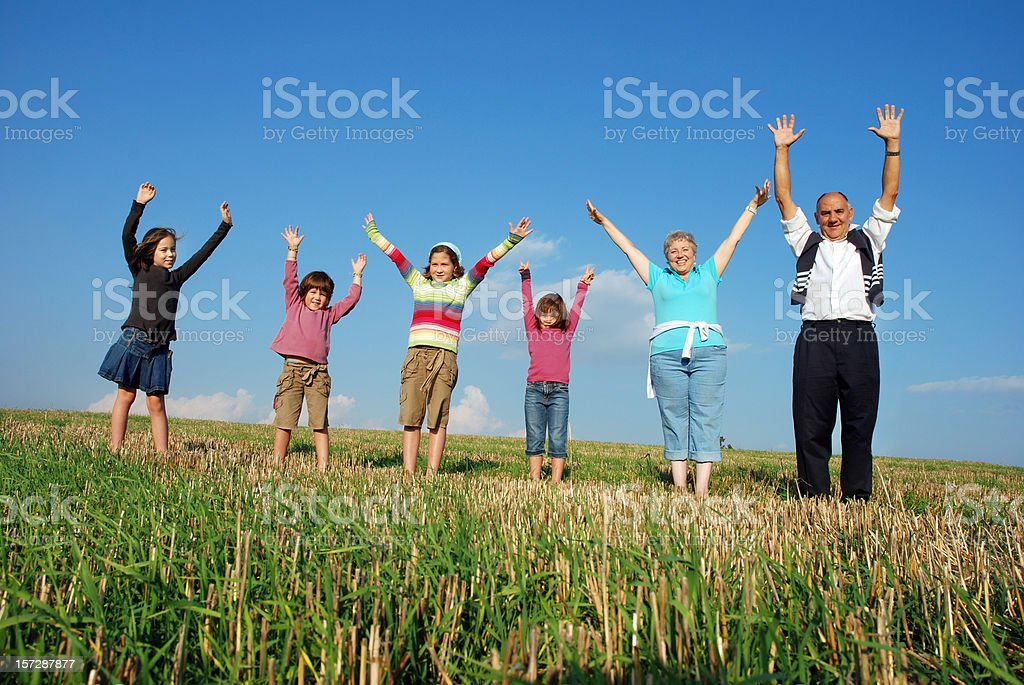 Life is great royalty-free stock photo