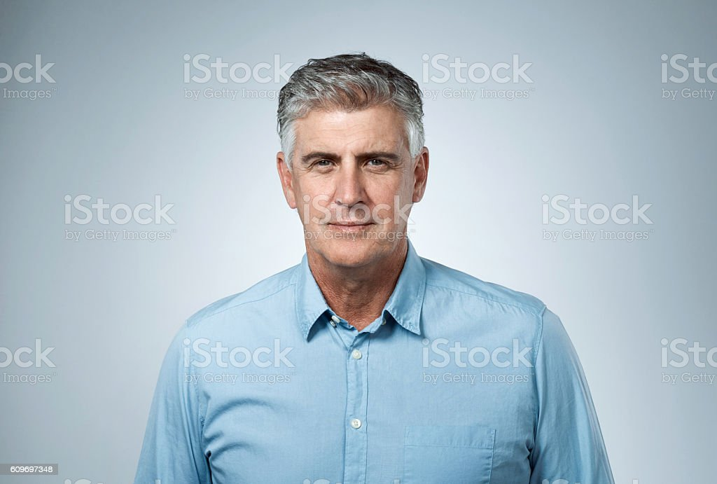 Life is one serious business stock photo