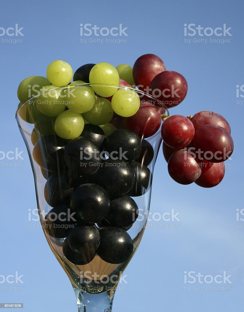 Life Is Overflowing royalty-free stock photo