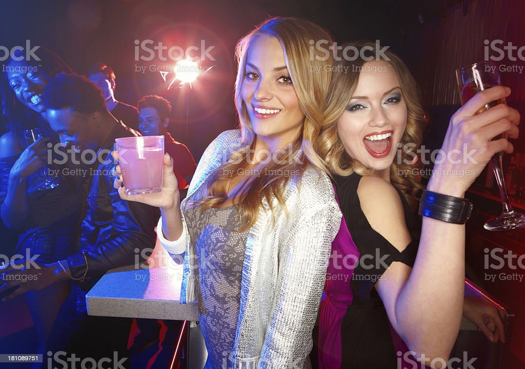 Life of the party! royalty-free stock photo