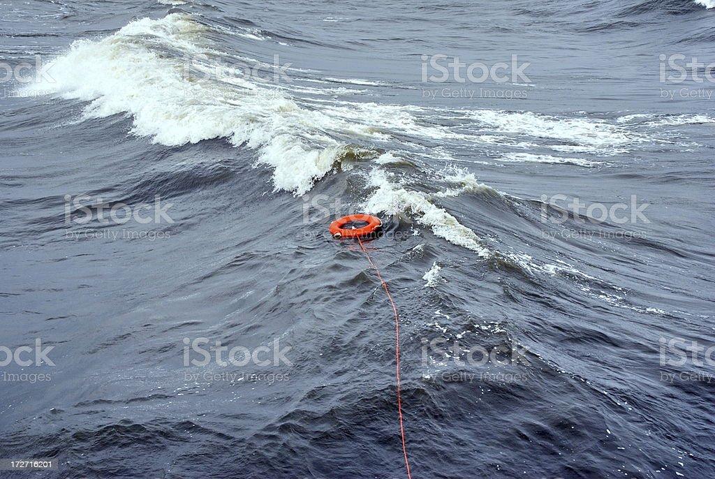 Life preserver, lifebuoy, lifebelt royalty-free stock photo