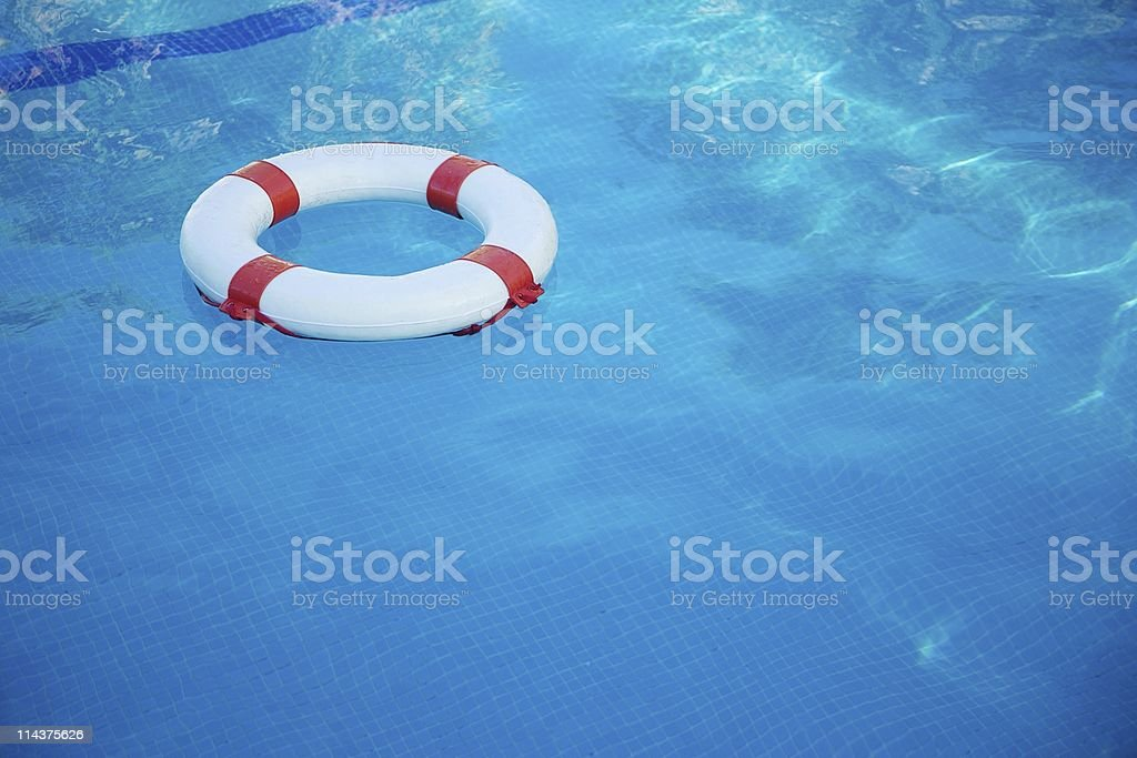 Life Ring... stock photo