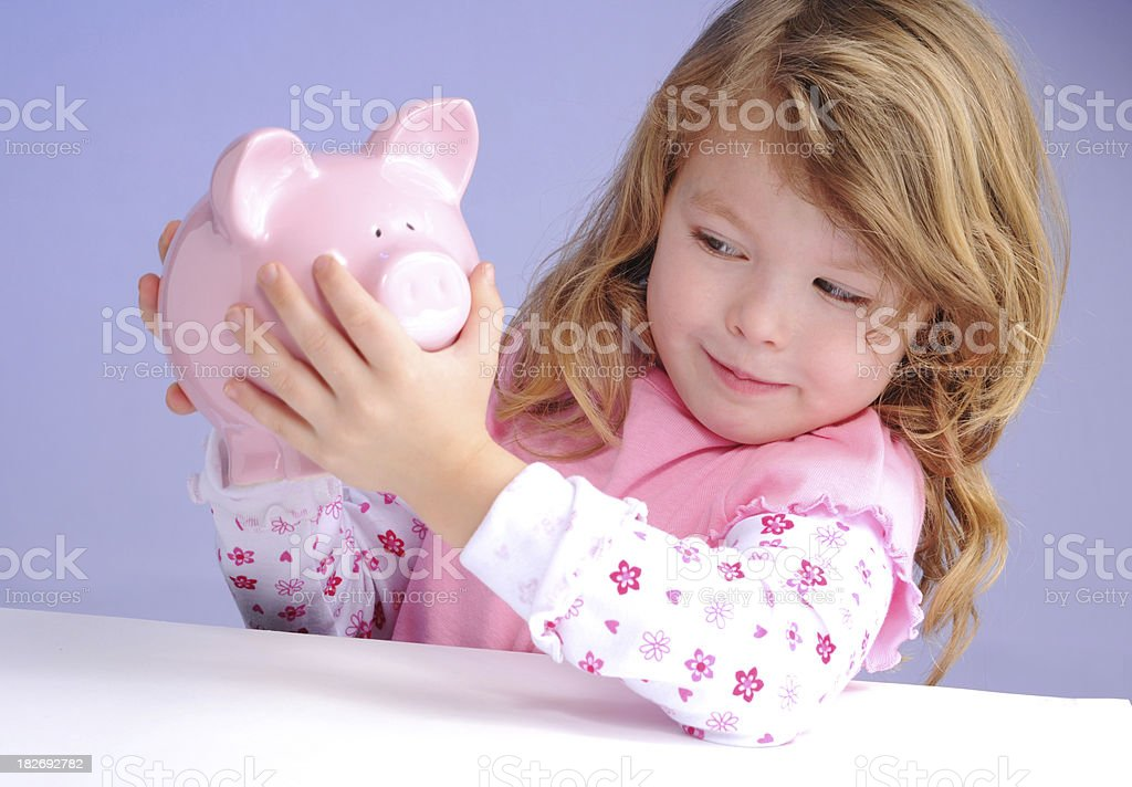 Life Savings royalty-free stock photo