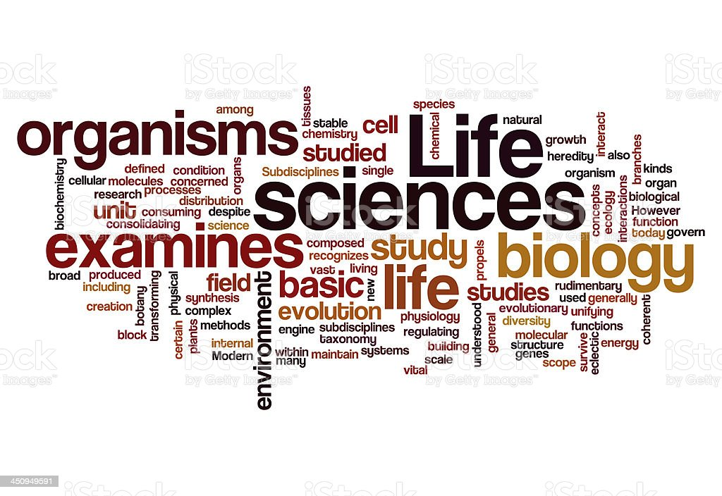 life sciences biology concept background royalty-free stock photo