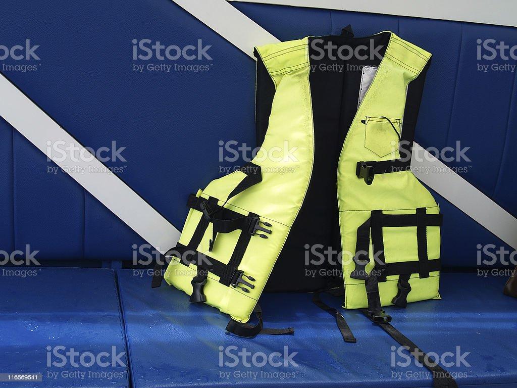 Life Vest royalty-free stock photo