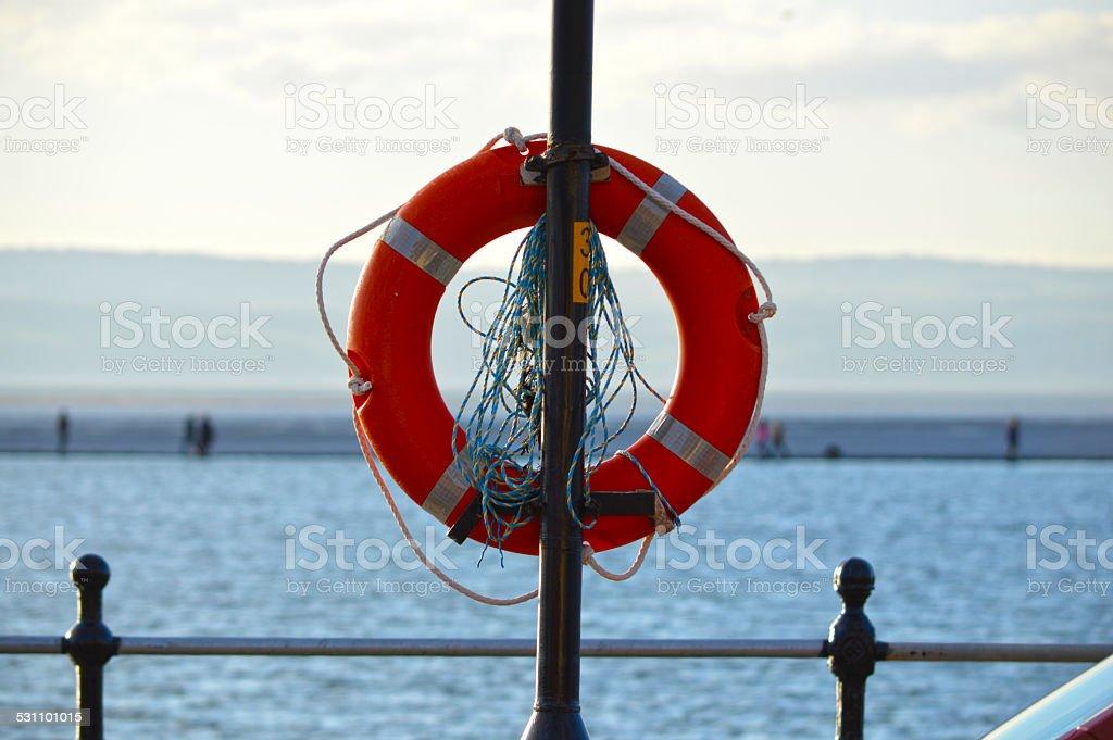 Lifebuoy photo libre de droits