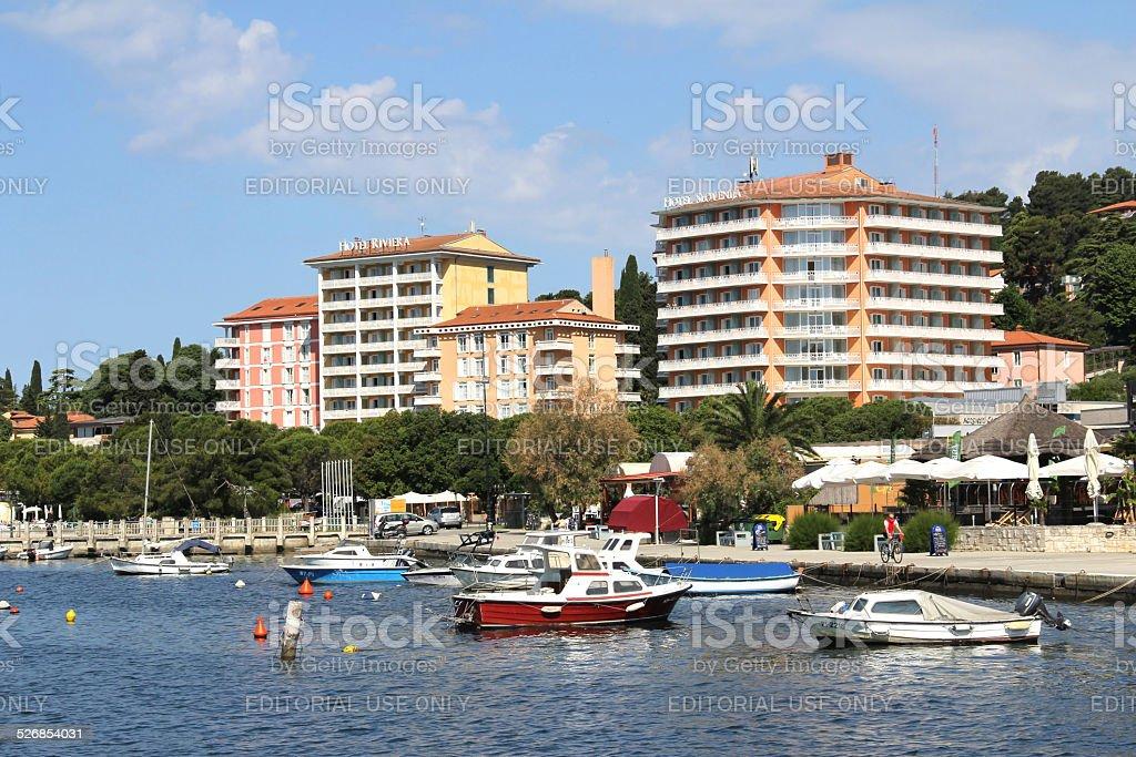 LifeClass Hotels in Portoro? stock photo