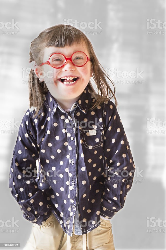 Life's a Laugh royalty-free stock photo