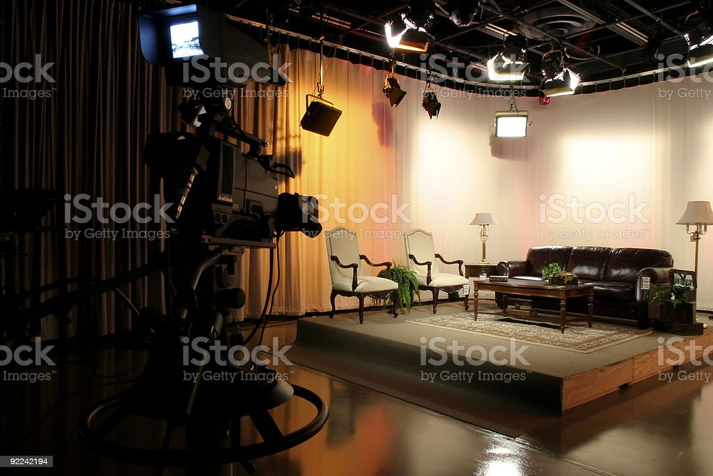 Life's a Stage Part 1 stock photo