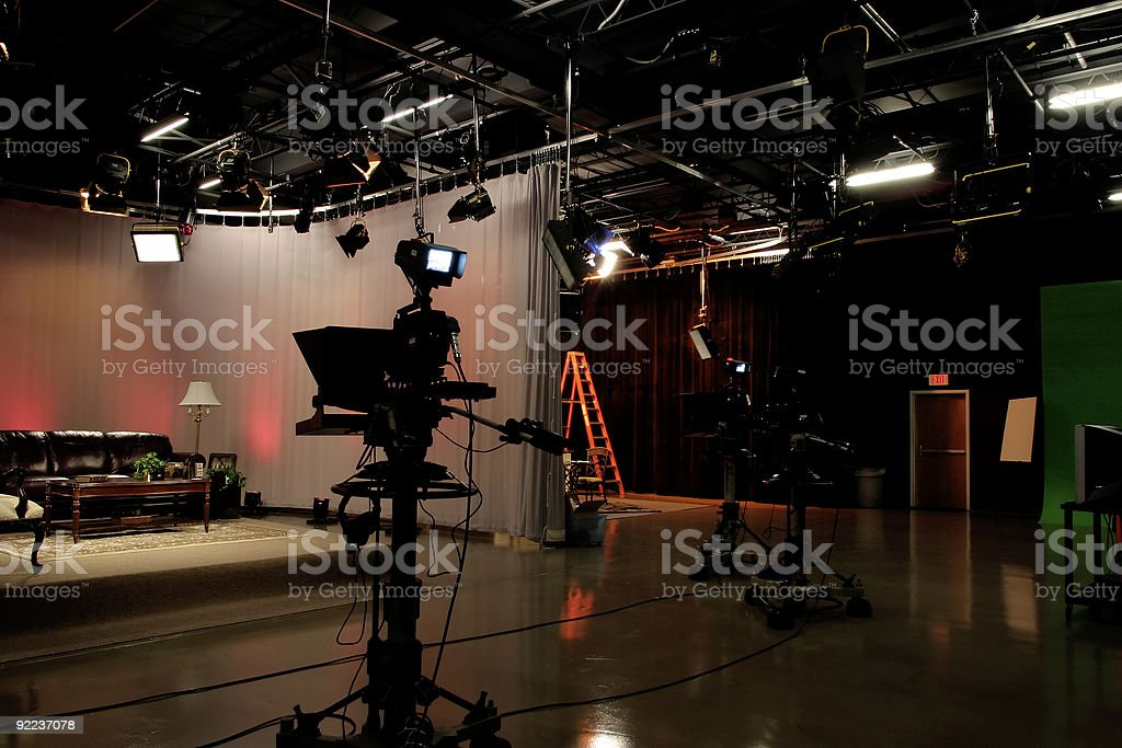 Life's a Stage Part 3 stock photo