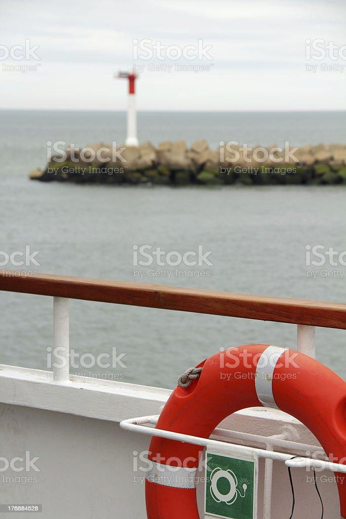 lifesaver stock photo