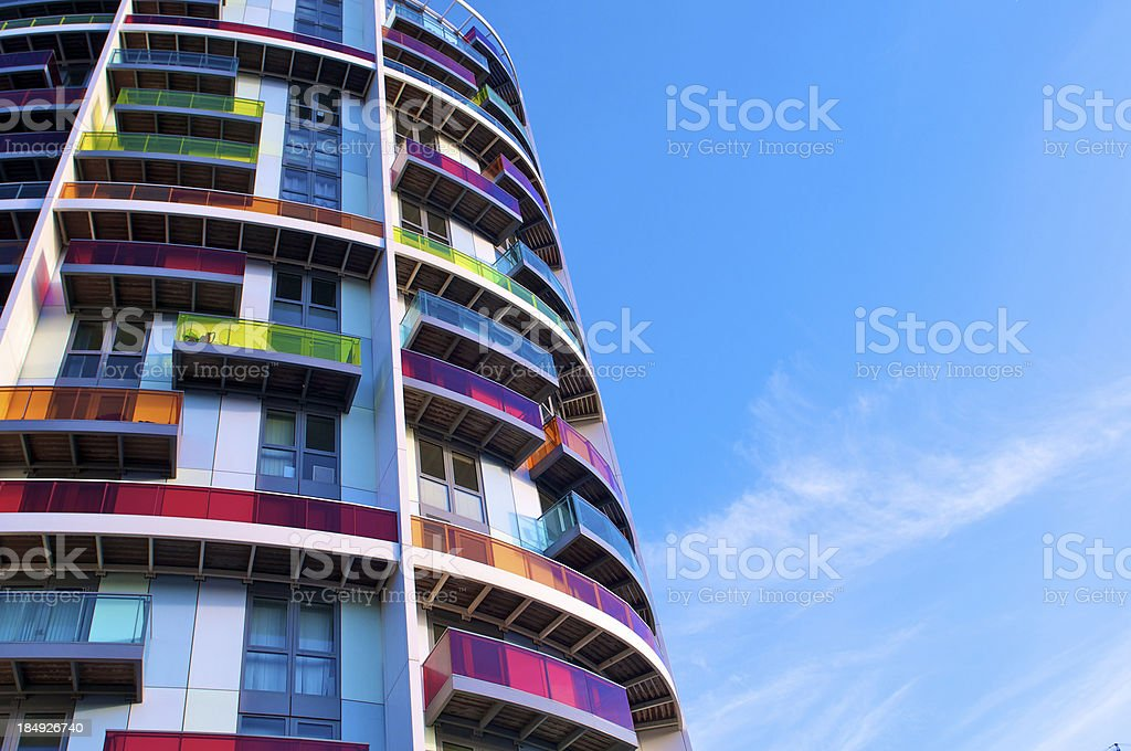 Lifestyle Appartments stock photo