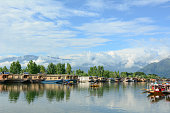 Lifestyle in Dal lake, Srinagar