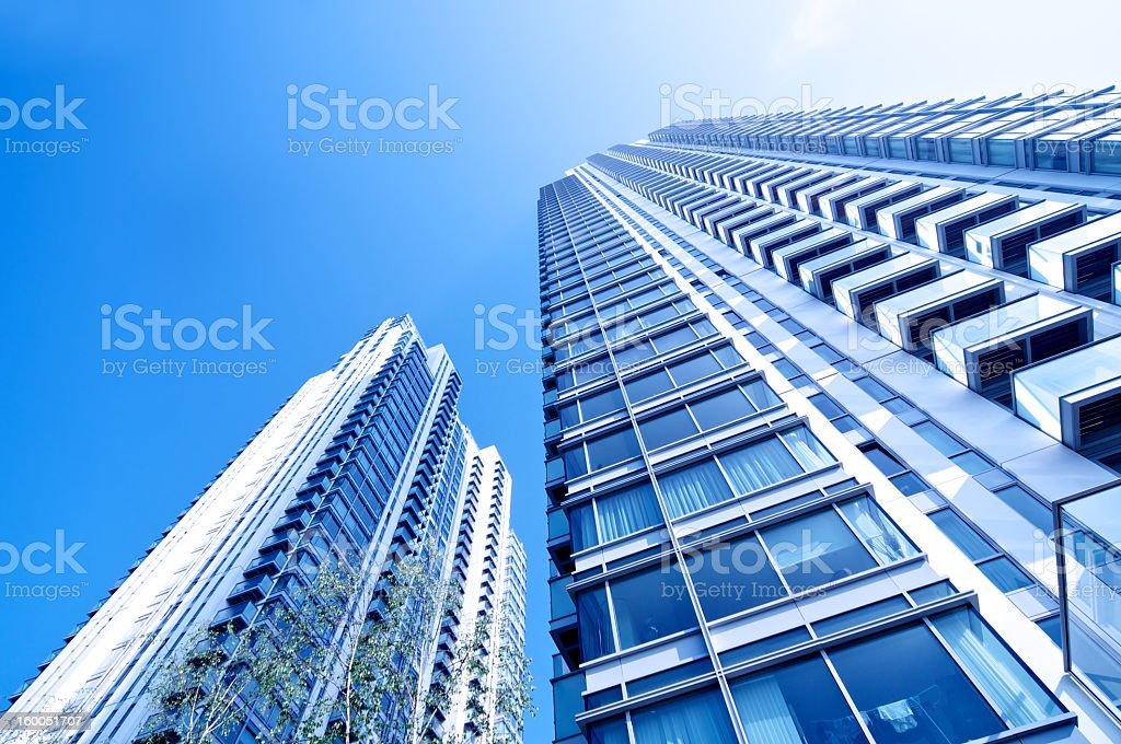 Lifestyle Residential Apartments royalty-free stock photo
