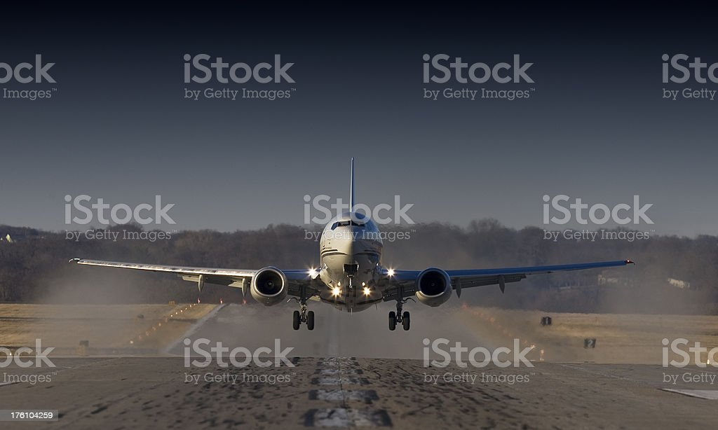Lift Off royalty-free stock photo