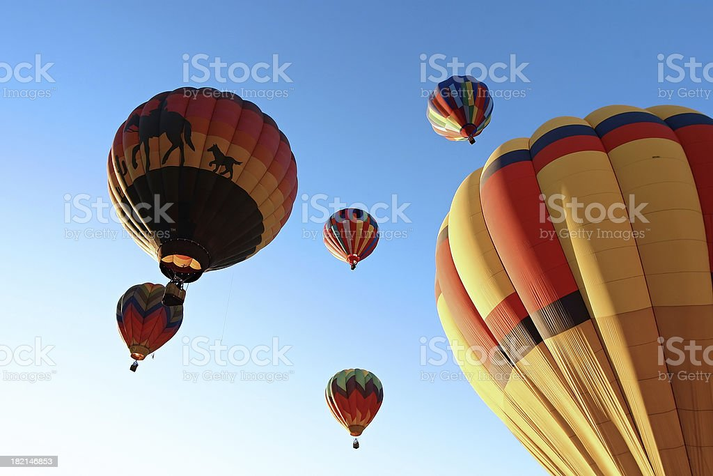 liftoff royalty-free stock photo