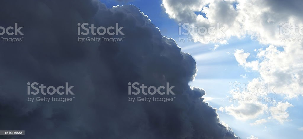 light after dark royalty-free stock photo