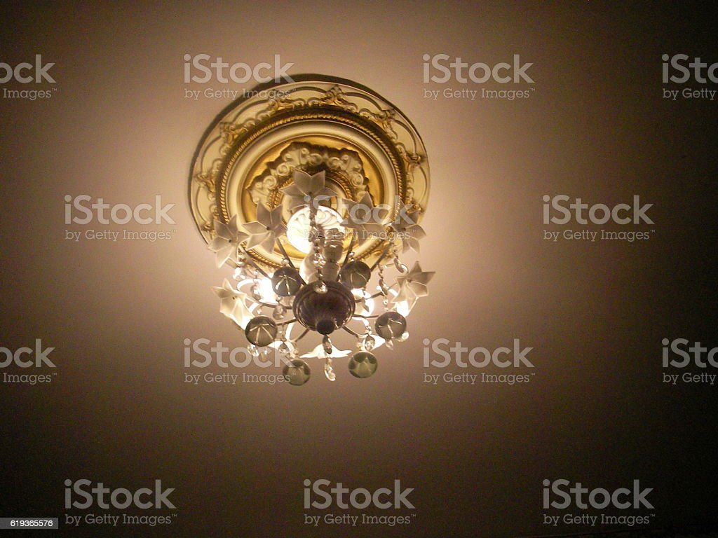 Light and shade stock photo
