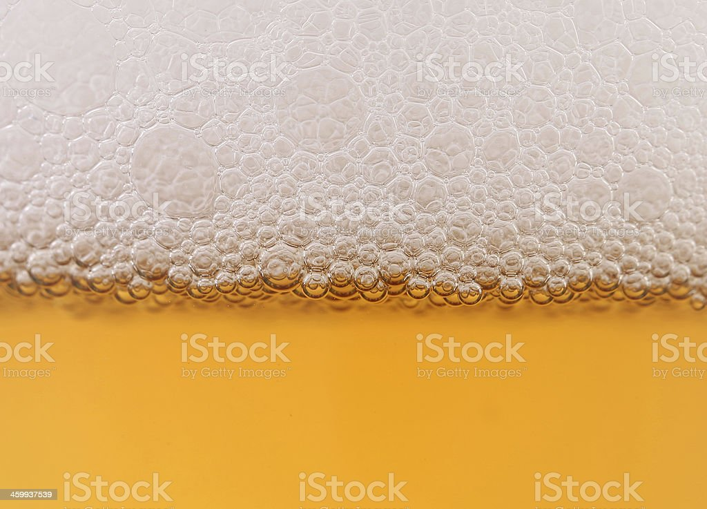 Light beer background. stock photo