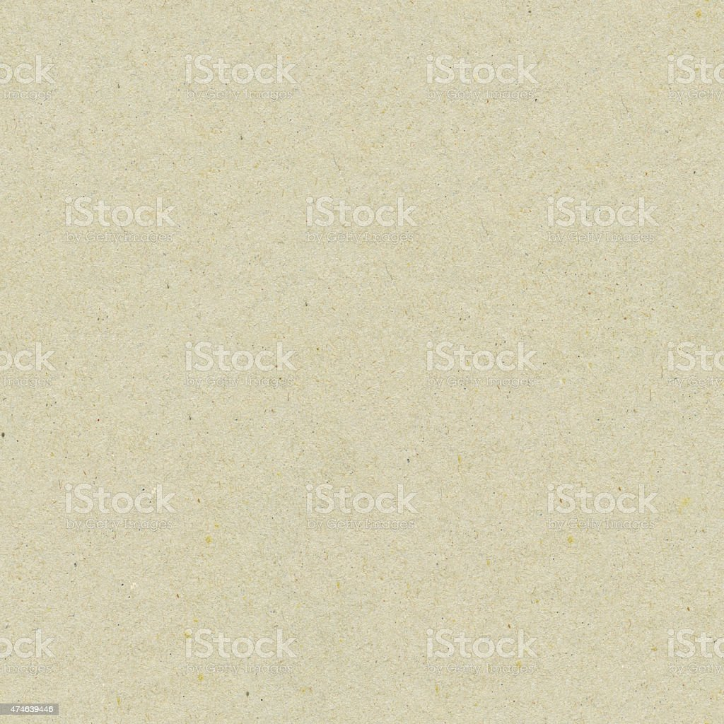 Light beige beaverboard texture without interruption stock photo