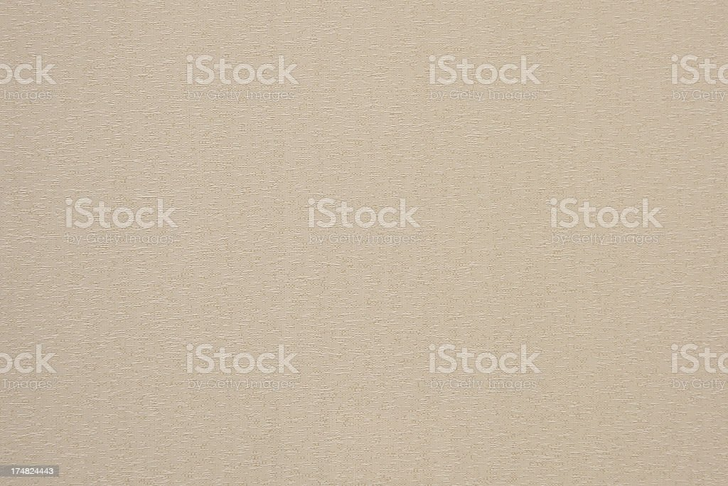 Light beige patterned linen canvas fabric closeup details royalty-free stock photo