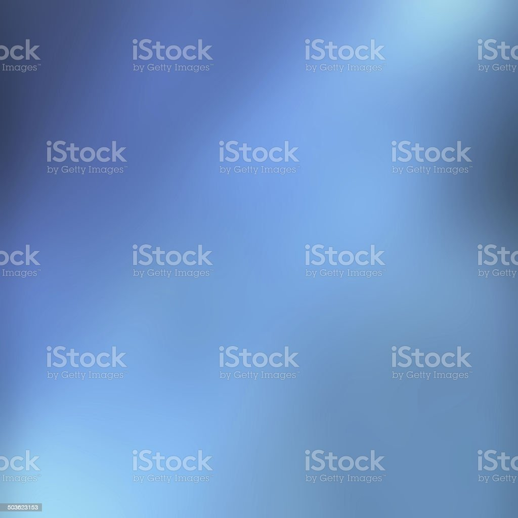 Light blue abstract background stock photo