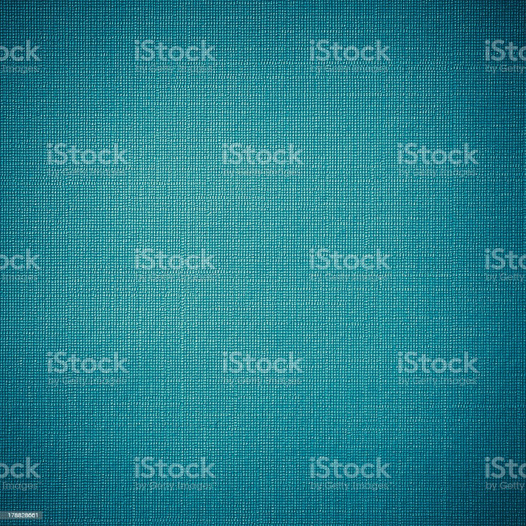 A light blue canvas textured square stock photo