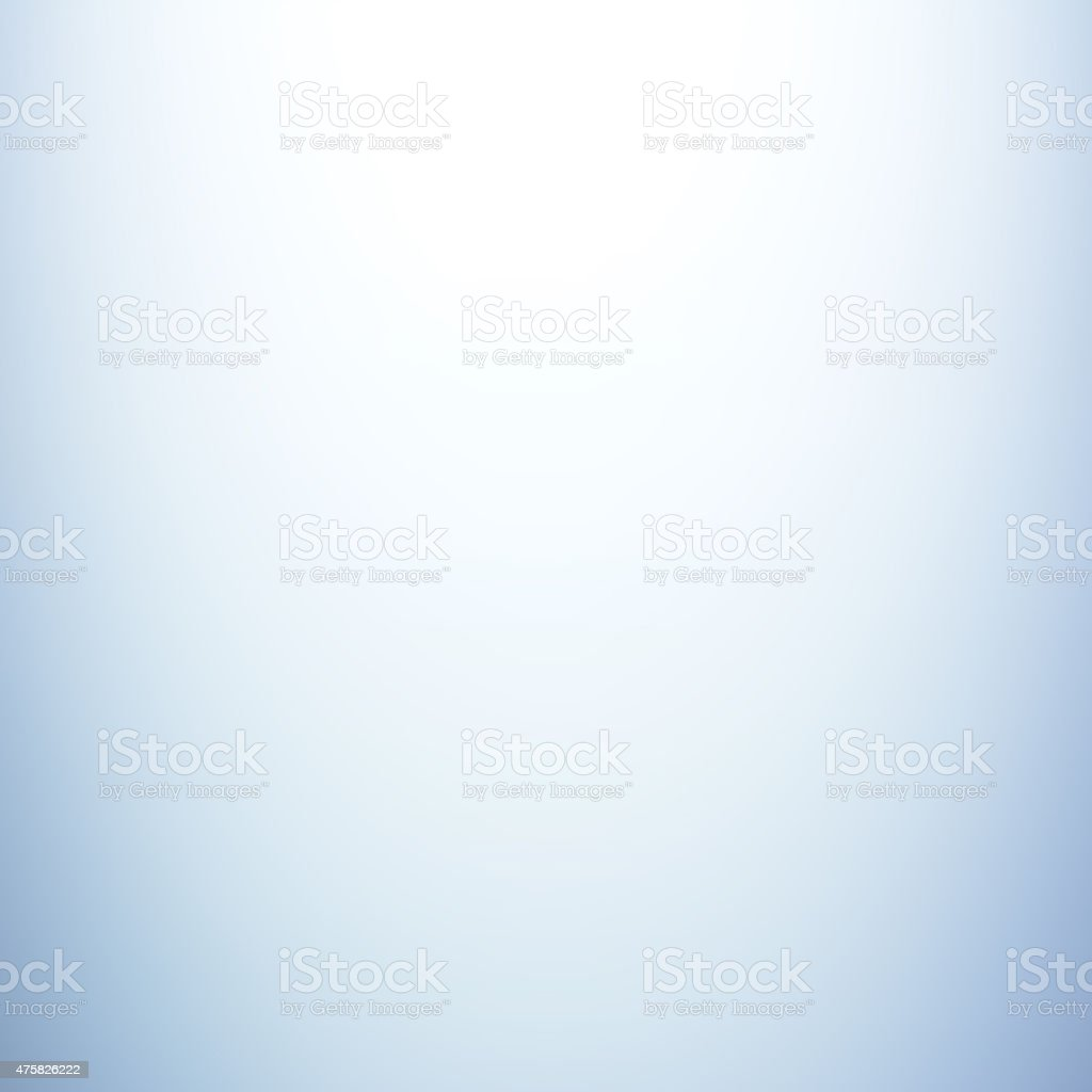 Light blue gradient abstract background stock photo