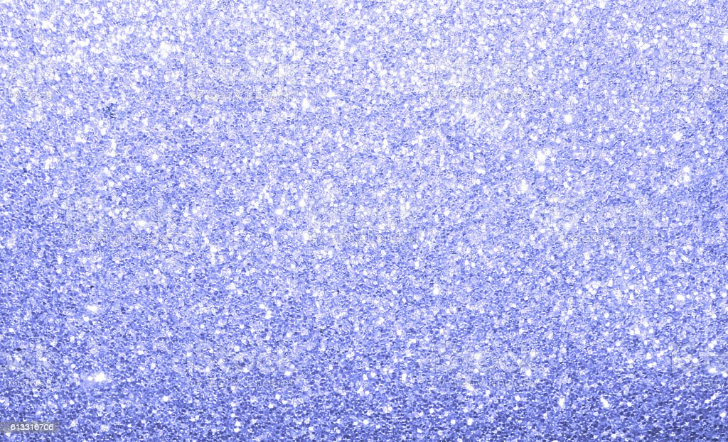 Light Blue Sparkle Abstract Background Stock Photo